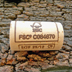 Tappi sardi derivati da sughero proveniente da una sughereta dell'Agris, certificata secondo gli standard FSC della buona gestione forestale.