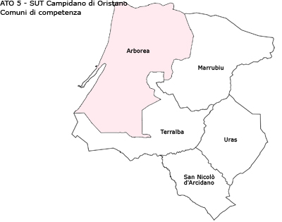 SUT Campidano di Oristano