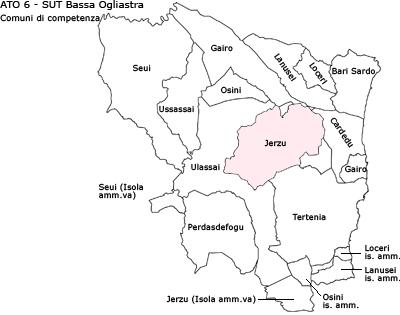 SUT Bassa Ogliastra